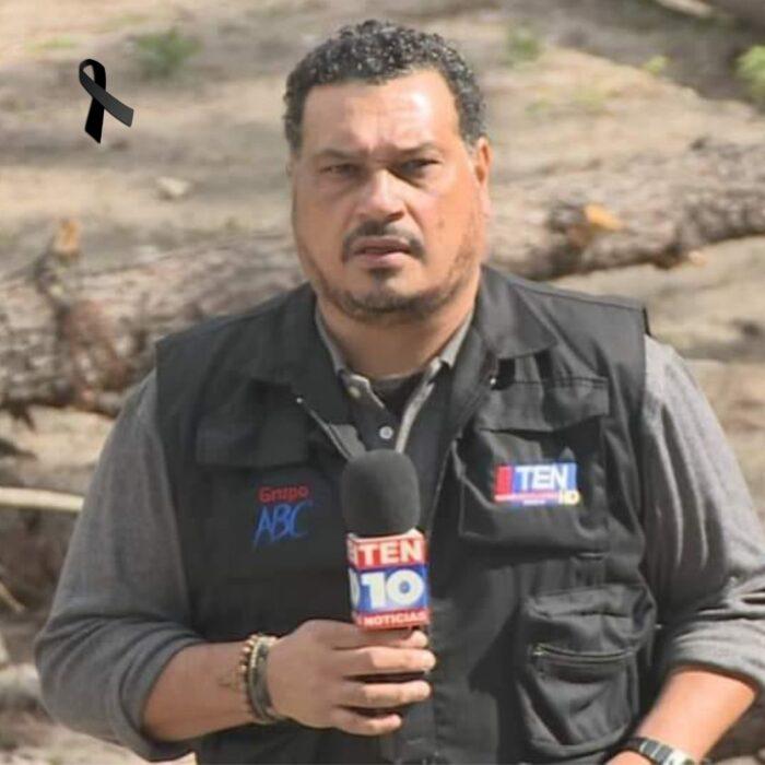 Fallece periodista hondureño Nelson Flores