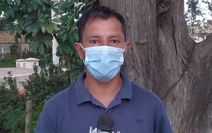 Periodista de Hoy mismo denuncia amenazas en Intibucá