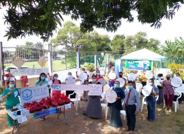 Asociación de Profesionales y Estudiantes de Honduras. (APEH)