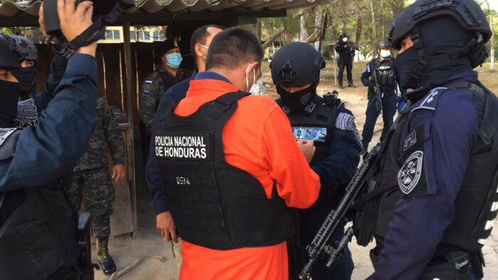 Extraditan hondureño número 25