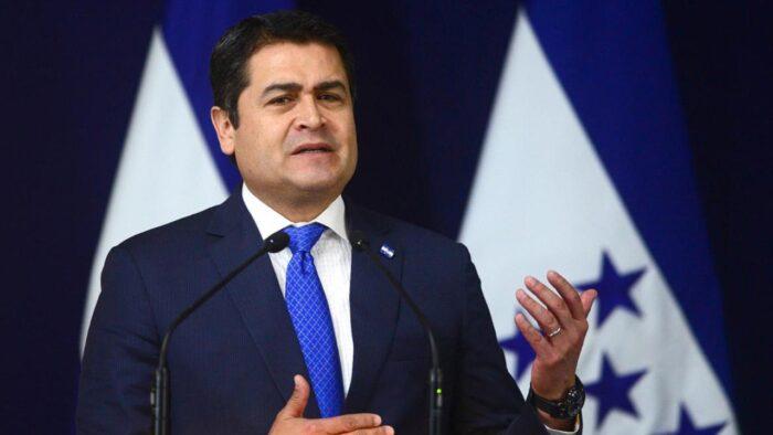 Pdte Hernández sobre acusaciones en EEUU