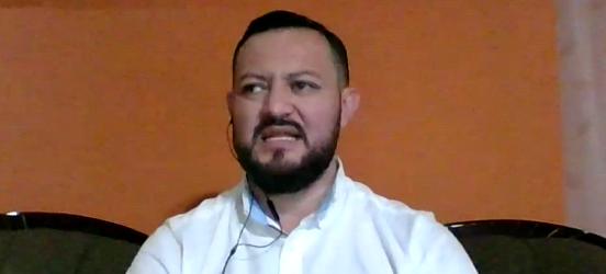 El doctor Edgar Velásquez