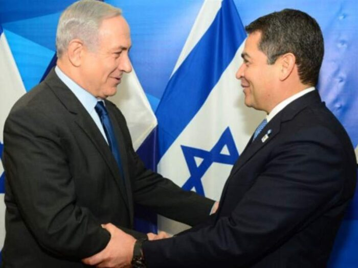 Israel donará vacuna a Honduras