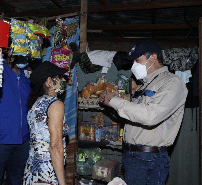 Honduras Se Levanta sigue entregando capital semilla