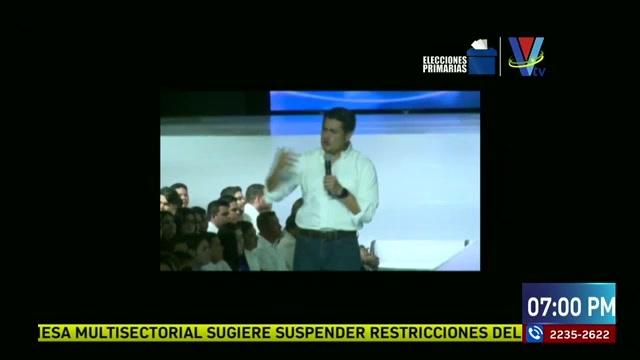 Ebal Díaz asegura que JOH entregará la presidencia en el 2022