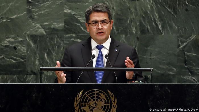 Juan Orlando presenta su Saludo Electoral