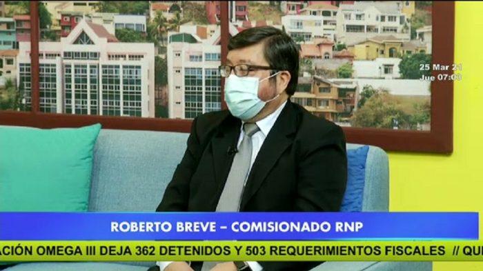 Entrevista a Roberto Breve, comisionado de RNP