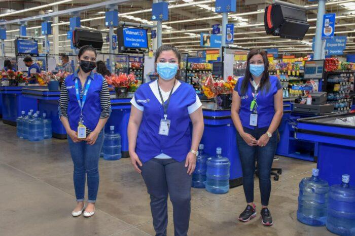 Walmart da un apoyo a la mujer extraordinario