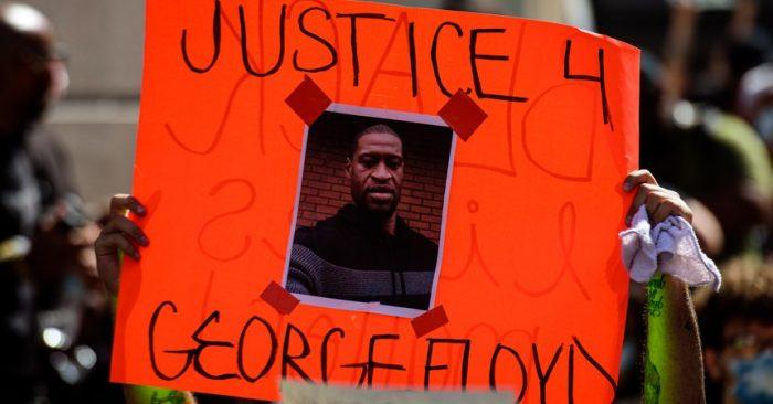 Comienza el juicio contra el policía acusado de matar a George Floyd