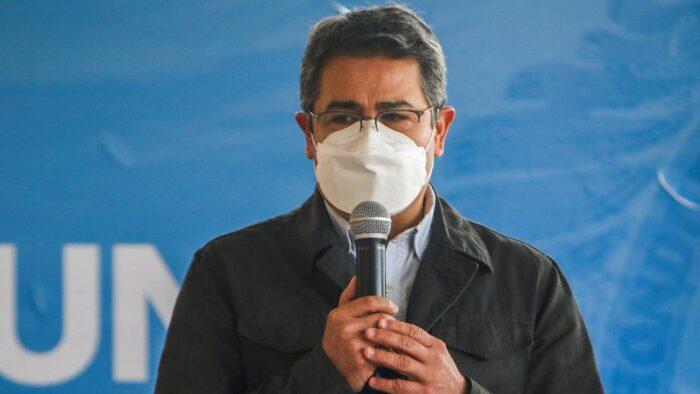 Juan Orlando en Naciones Unidas