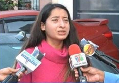 Hermana de Keyla Martínez denuncia persecución