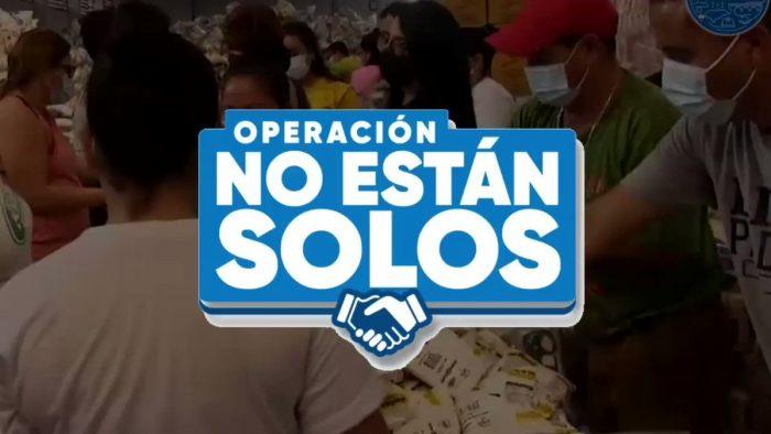 Operación No Están Solos