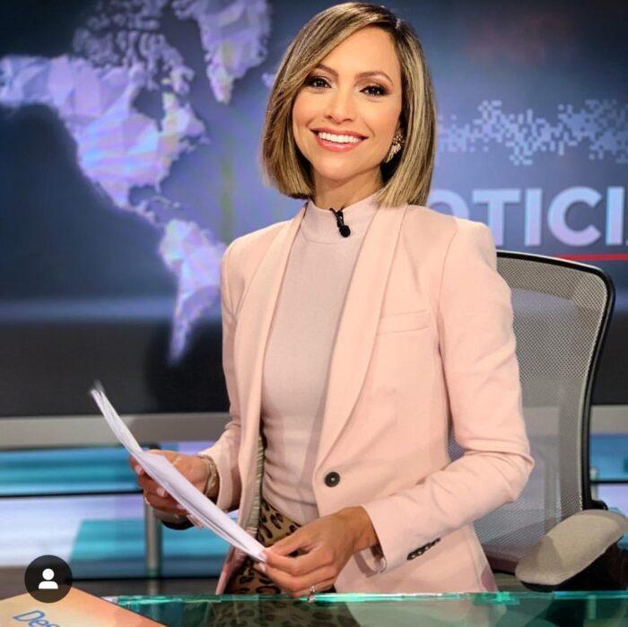 Satcha Pretto Univisión