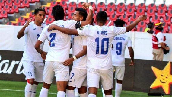 La Selección hondureña tras vencer a Estados Unidos clasifica a los Juegos Olímpicos en Tokio