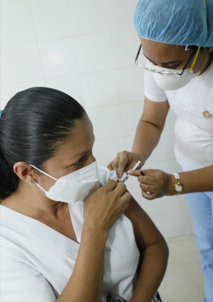 48 mil personas serán inmunizadas en primera fase