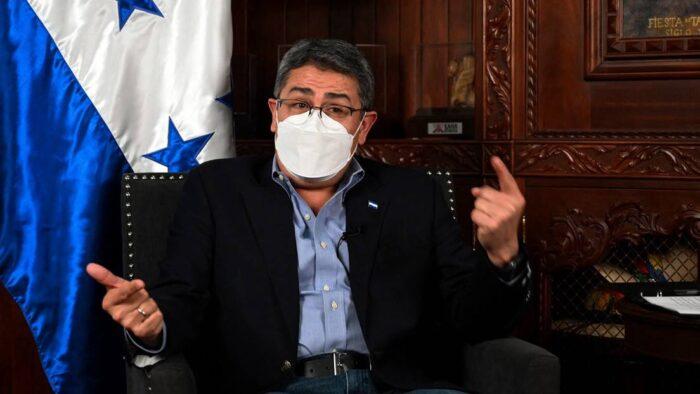 Pdte Hernández llama a votar