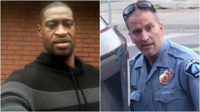 Derek Chauvin declarado culpable por el asesinato de George Floyd
