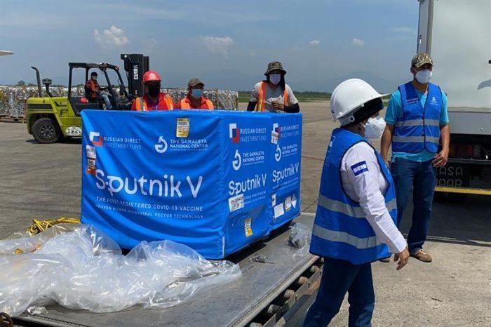 Mañana comienza jornada vacunación con la Sputnik-V en Honduras