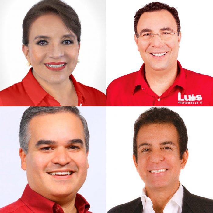 Xiomara Castro quiere hacer alianza con Luis Zelaya, Yani Rosenthal y Salvador Nasralla