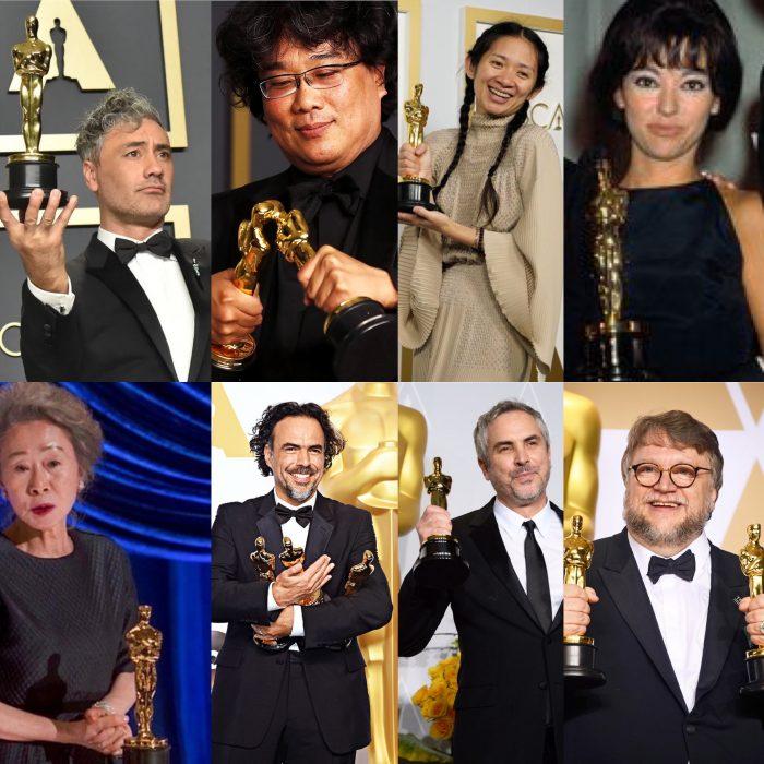 Ganadores de los Oscars que han hecho historia