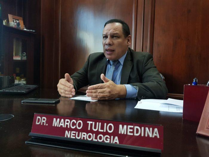 El doctor Marco Tulio Medina cuestiona que comitiva hondureña viaje a Rusia