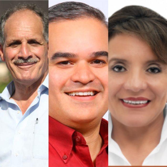 Reconfirmado: Yani, Xiomara y Nasry rumbo a las elecciones generales
