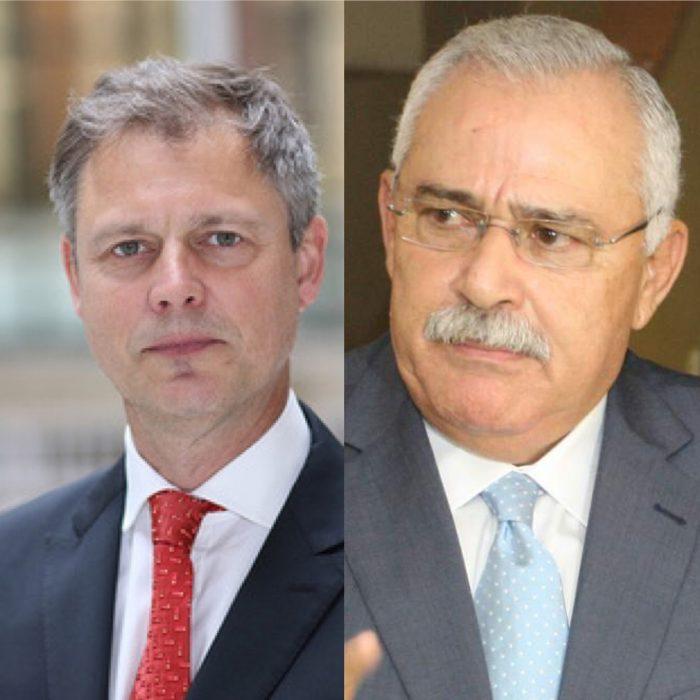 Embajada británica de Honduras y Guatemala procede contra Óscar Nájera por corrupción.