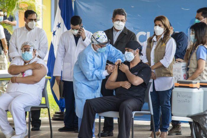 Próxima semana inicia cuarta jornada de vacunación con AstraZeneca