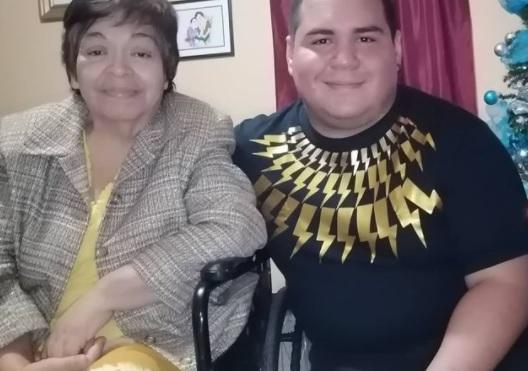 Luis y Ana Miriam Flores