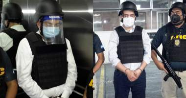 Dictan cárcel para Marco Bográn y Alex Moraes