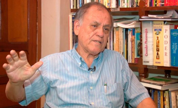 Honduras se despide de un grande en el deporte, el profe Chelato Uclés