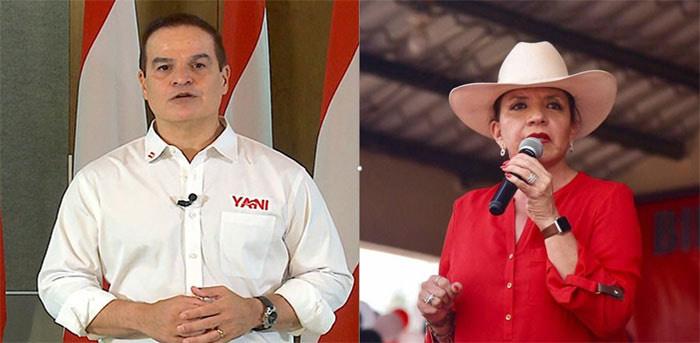 Xiomara y Yani posponen alianza por falta de consensos