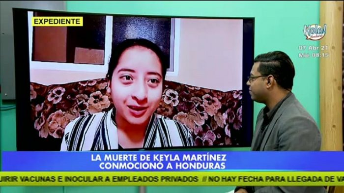 Familiares de Keyla Martínez exigen justicia