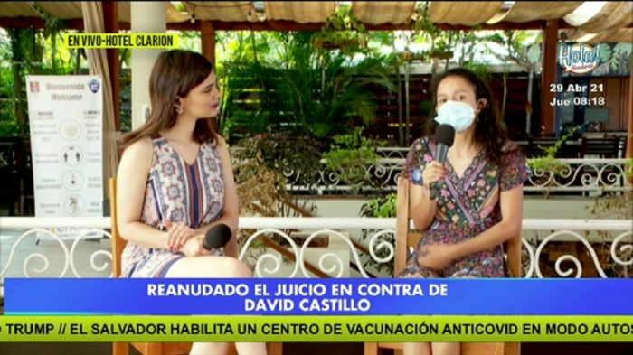 Entrevista a Berta Zúñiga, hija de Berta Cáceres