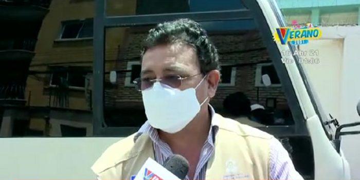 Salud intervino Olancho por alto contagio de Covid-19
