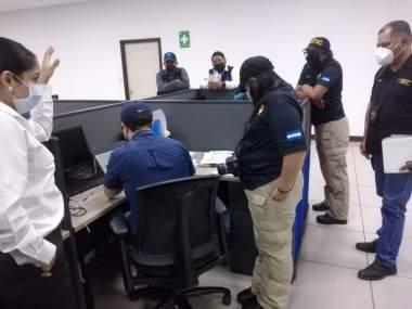 La ATIC inspecciona ARSA por compra millonaria de mascarillas