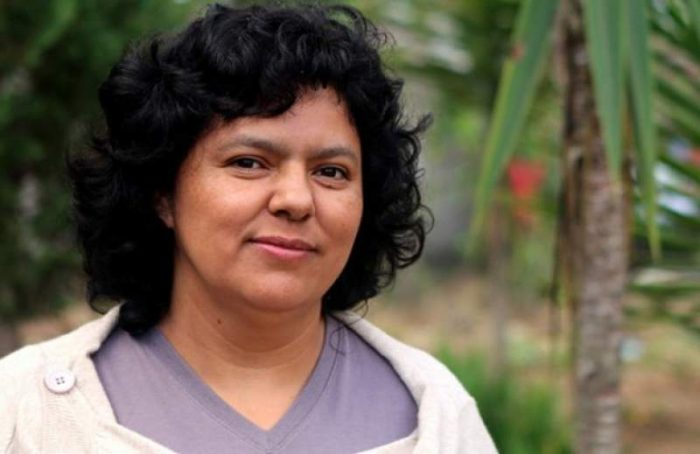 El martes comienza el juicio por el asesinato de Berta Cáceres