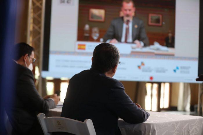 Pdte. Hernández enfatiza su lucha contra el narcotráfico