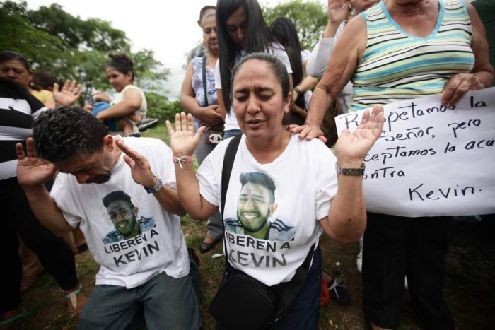 Familiares de Kevin Solórzano reaccionan tras la resolución de la CSJ