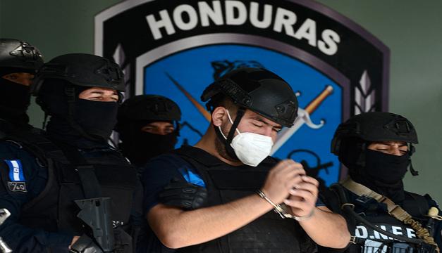 En Tegucigalpa inicia el proceso de extradición contra el hondureño Martín Adolfo Díaz solicitado por EEUU por narcotráfico
