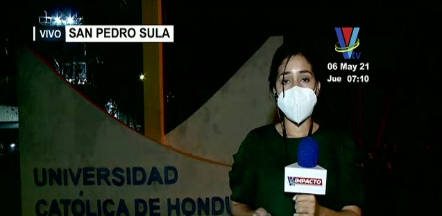 Personal del 911 y Cruz Roja serán vacunados mañana en San Pedro Sula
