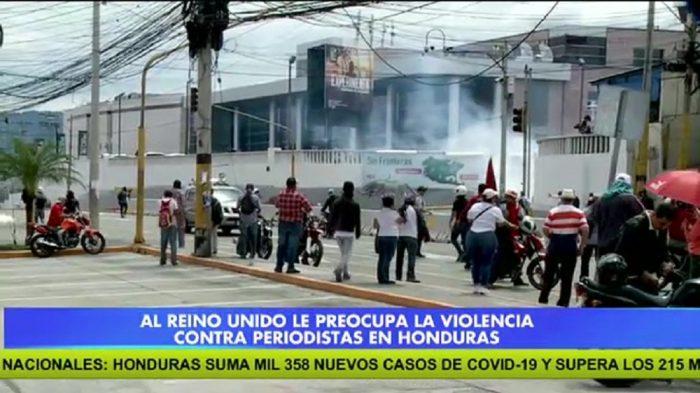 Así amanece Honduras: Reino Unido preocupado por violencia en Honduras