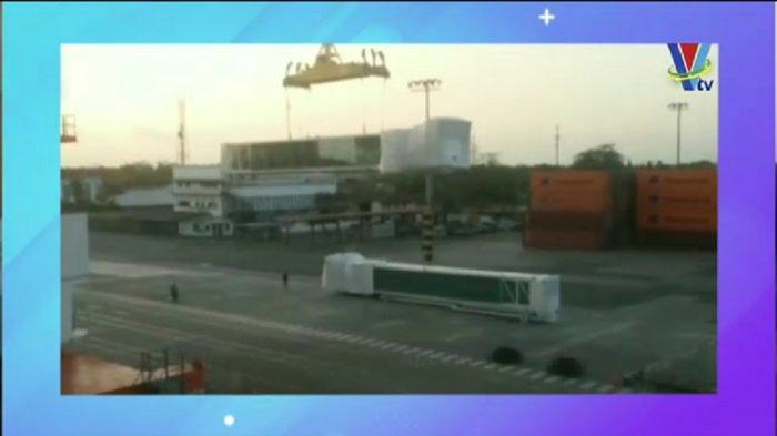 La Nota Positiva: Inician traslado de mangas al aeropuerto de Palmerola