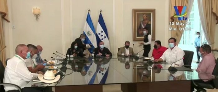 Alcaldes hondureños logran adquirir vacunas anticovid