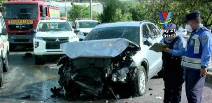 Conductor involucrado en accidente será juzgado por tres delitos