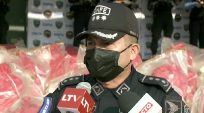 Fuerzas de seguridad asestaron duro golpe al narcotráfico