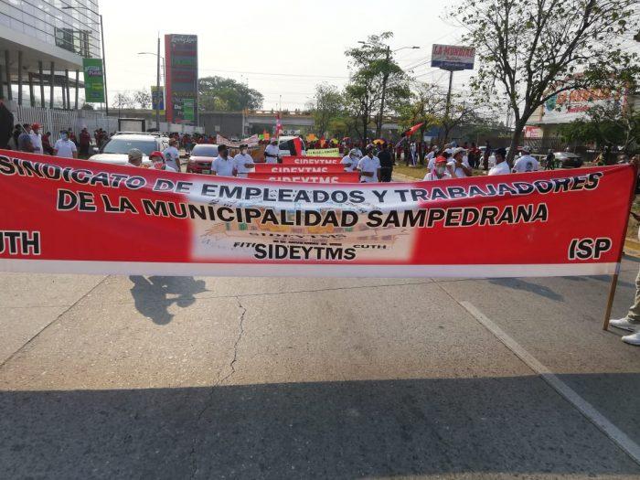 Dia del Trabajador en Honduras