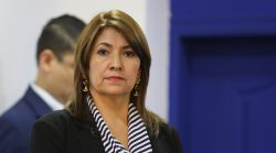 Ministra de Salud Alba Flores