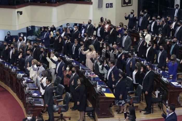 Nueva Asamblea El Salvador