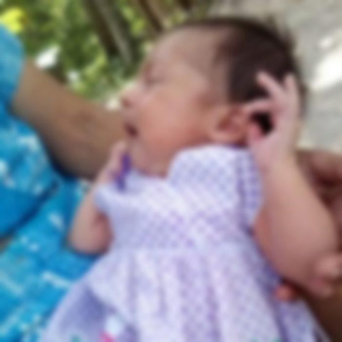 Raptan a bebé en Copán